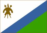 Basotho Flag