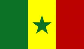 Senegalese Flag