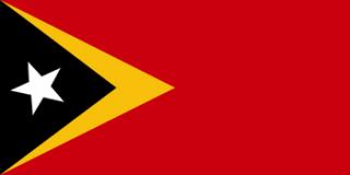 Timorese Flag